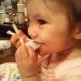 姫良:寿司を楽しむ。