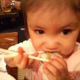 姫良:夢中で寿司を頬張る。