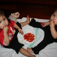 姫良:リリちゃんとトマトと。